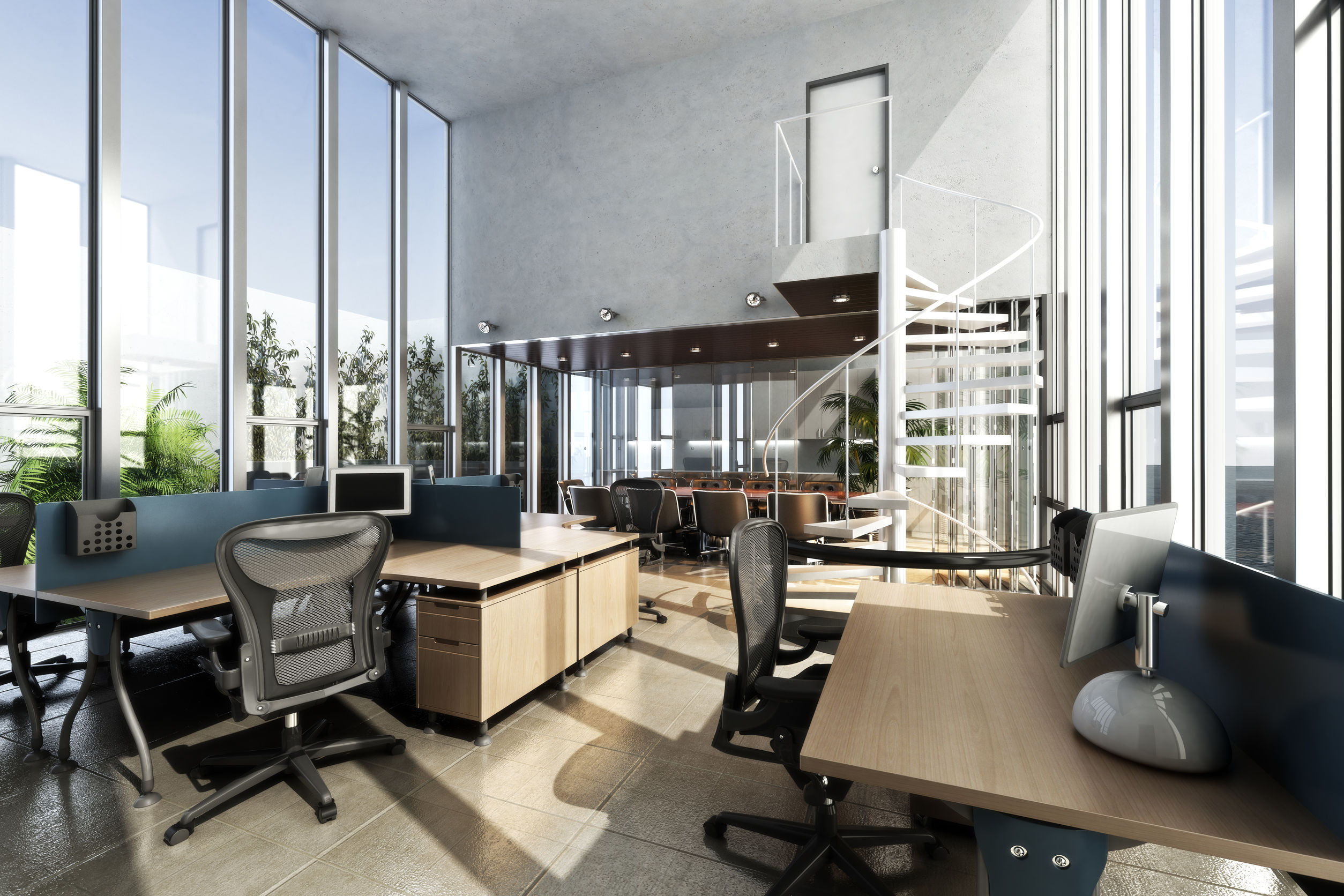 Unique office fit out design ideas for your company for Office design jargon