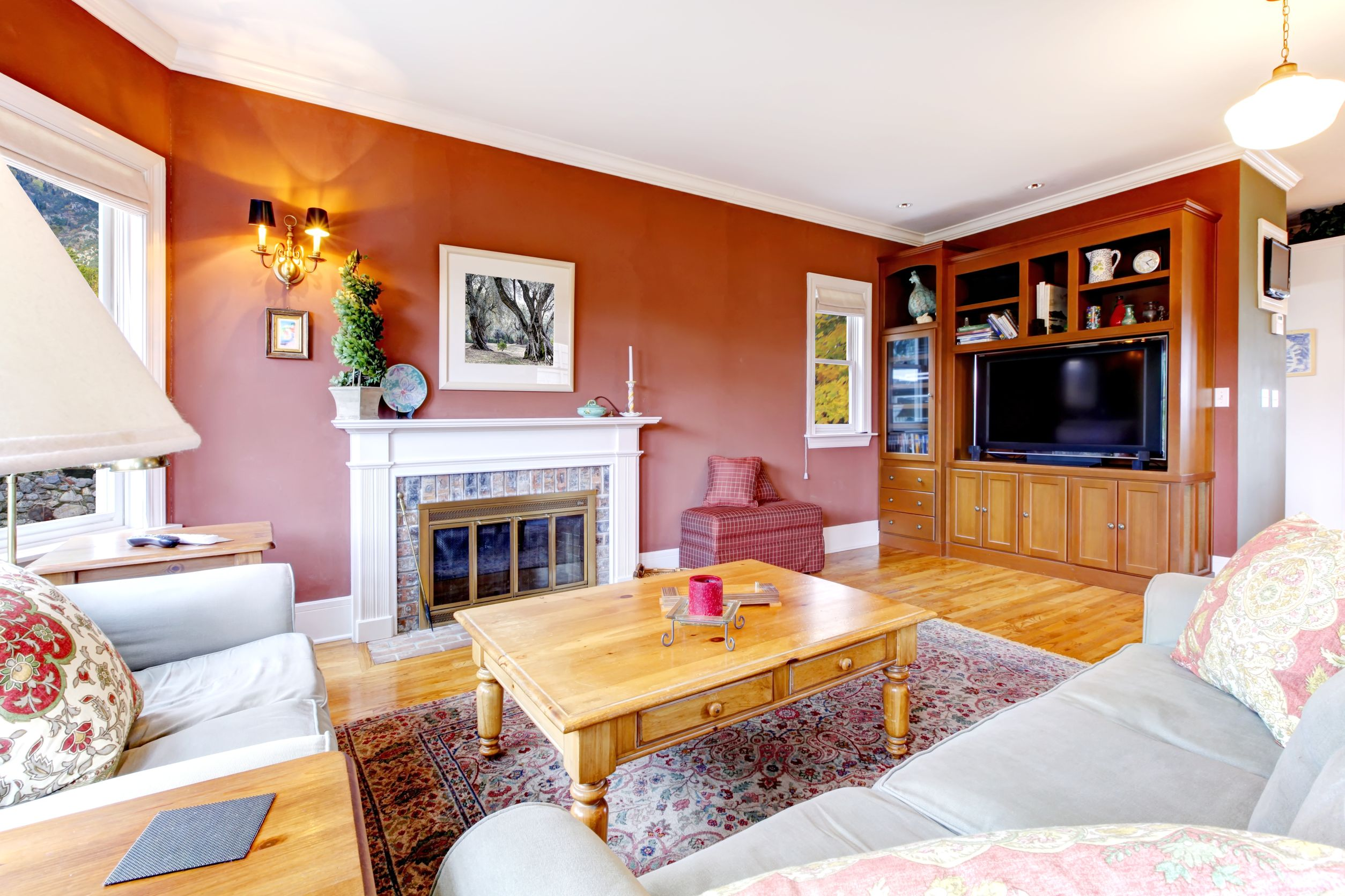 living room colors in spring