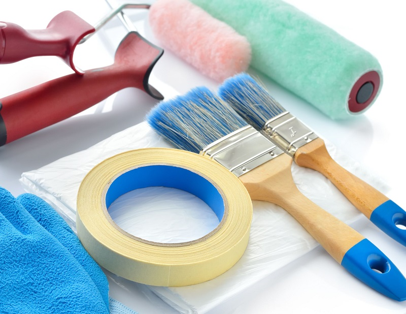 5 Essential Tools You Need To Paint Your House