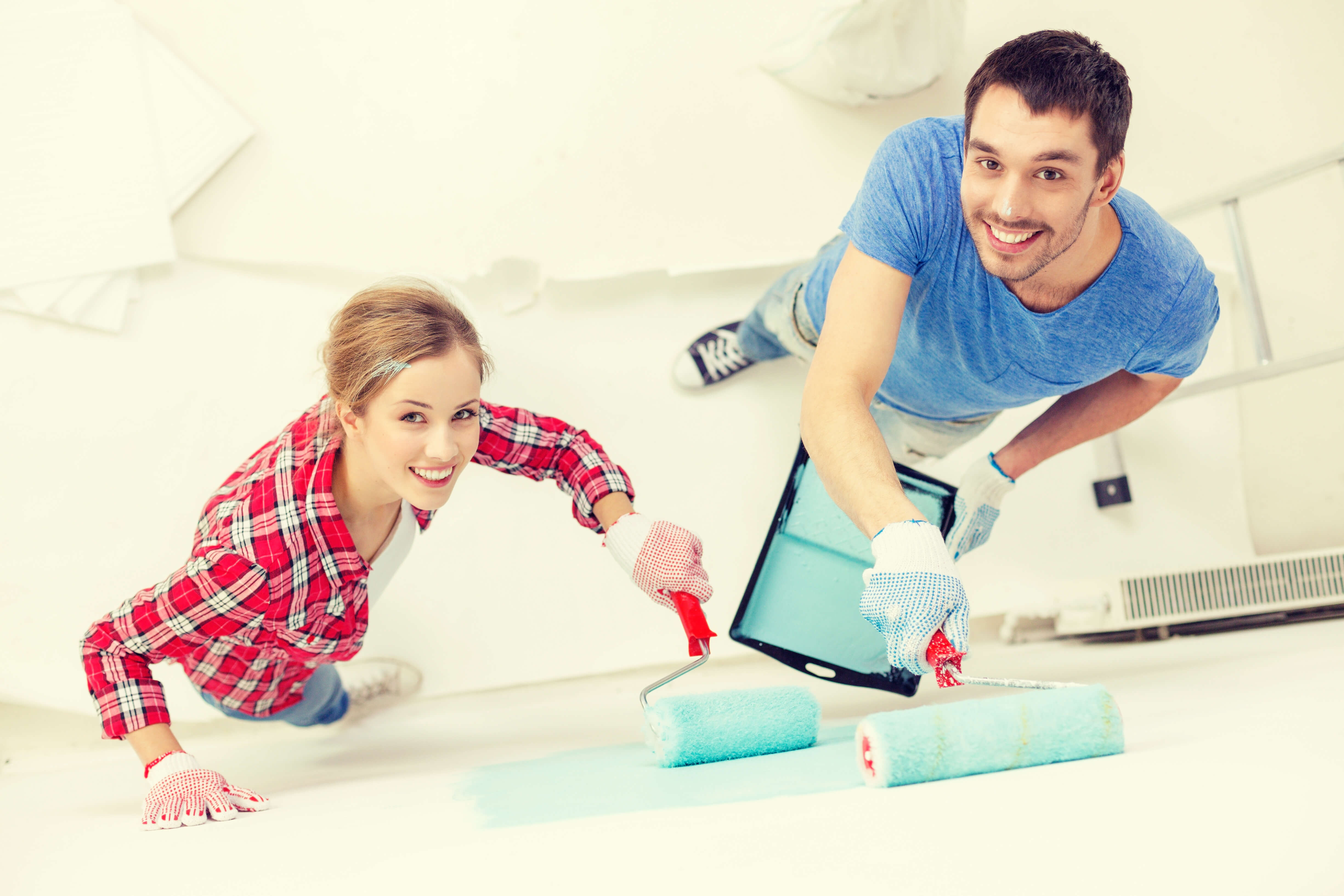 DIY-house-painting